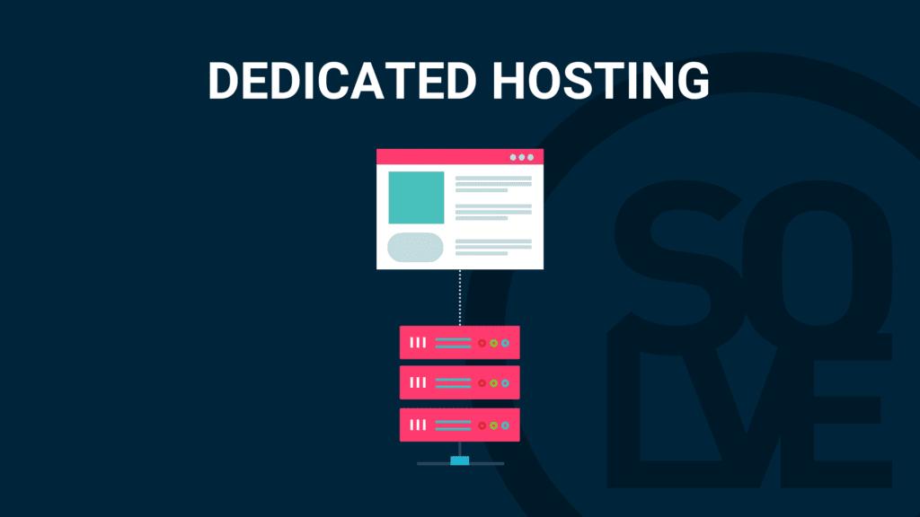 diagram for dedicated hosting