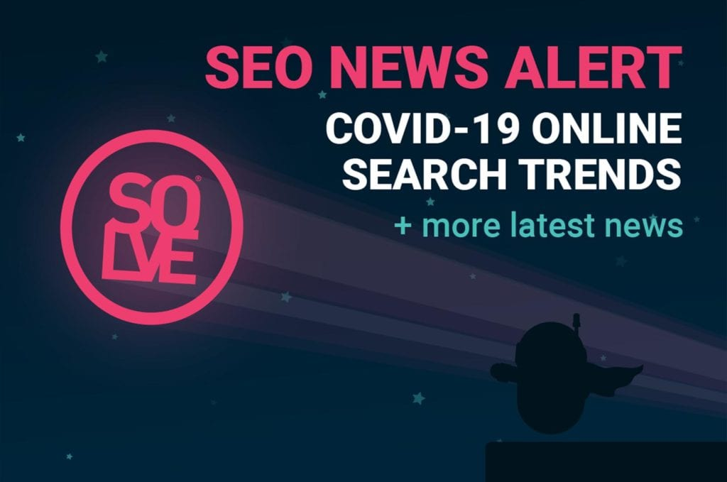 SEO News: COVID 19 online search trends 8