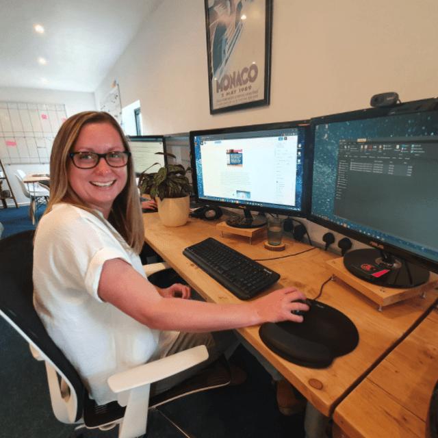 Erin Madden Blogger & Content Creator