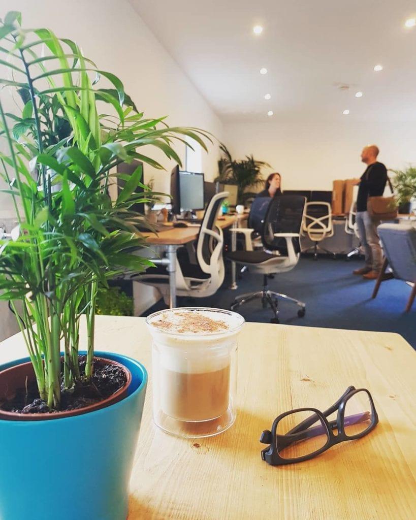 Solve Web Media's New Office