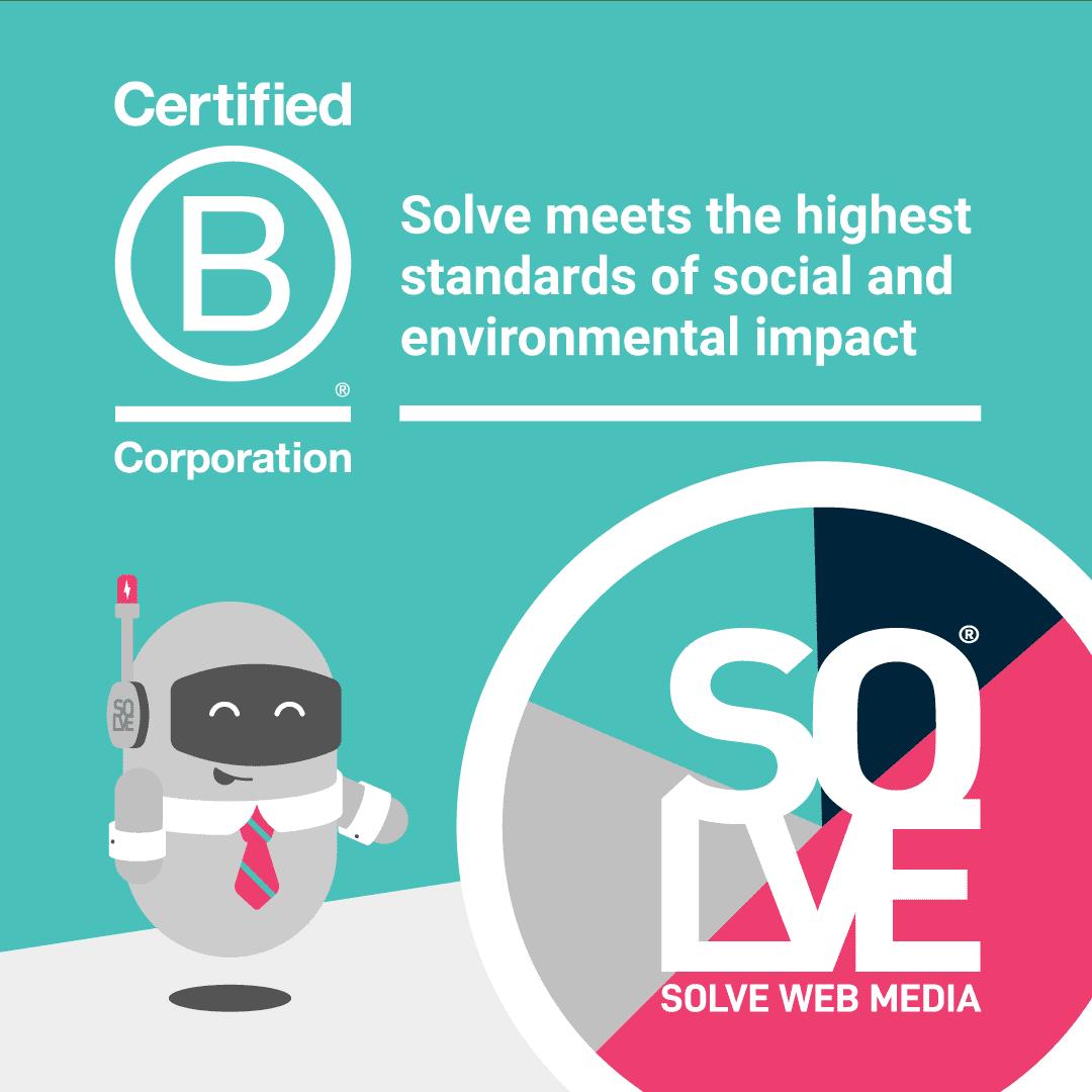 B Corp Web Design and SEO Company
