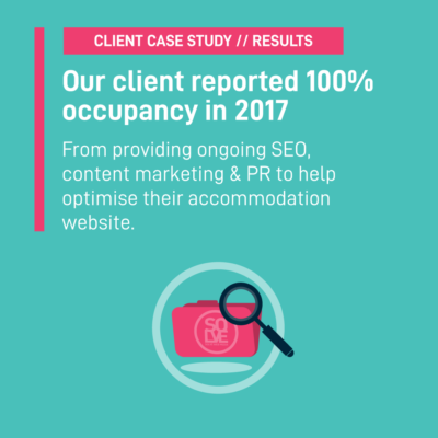 Client Case Study - Trevigue Results