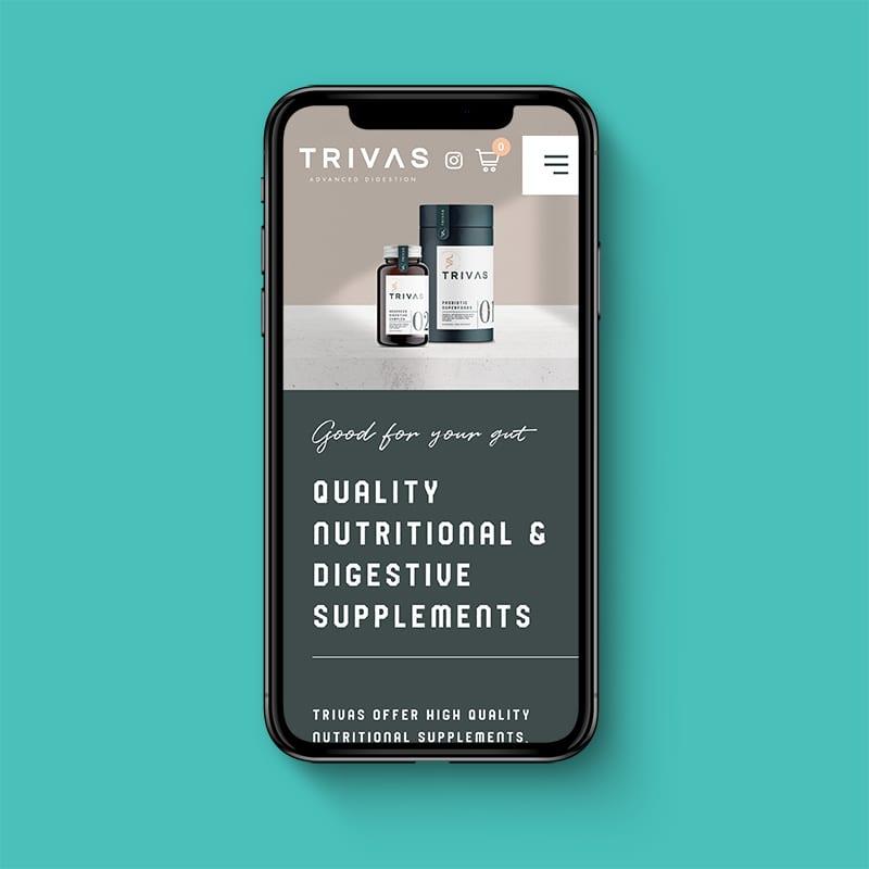 Trivas Website 2