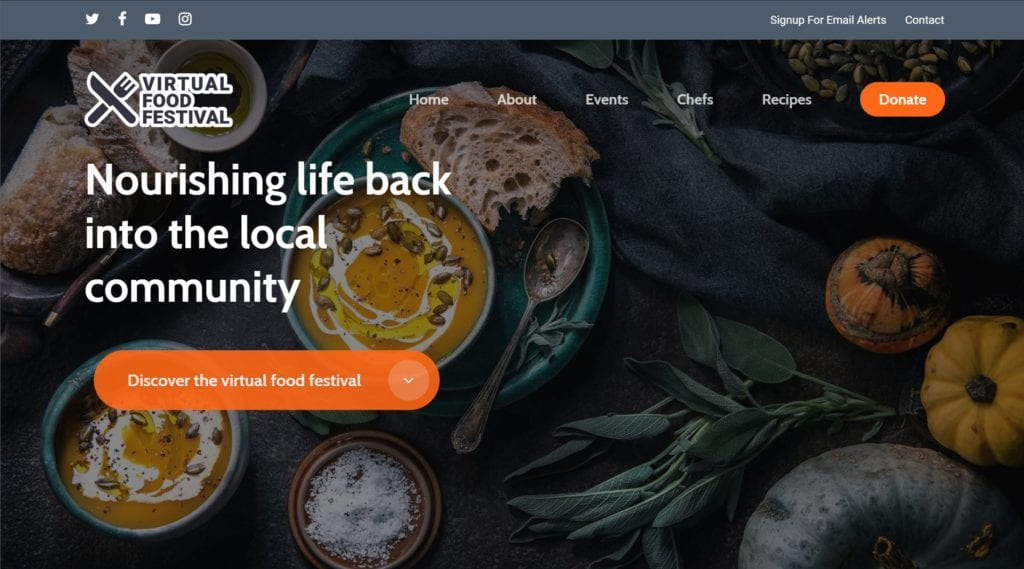 Virtual Food Festival: The Thriving Online Culinary Community 15