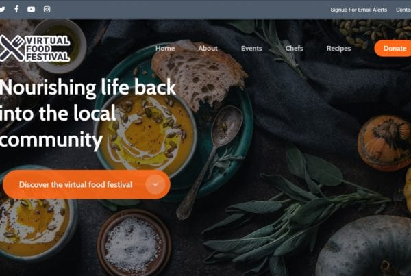 Virtual Food Festival: The Thriving Online Culinary Community 5