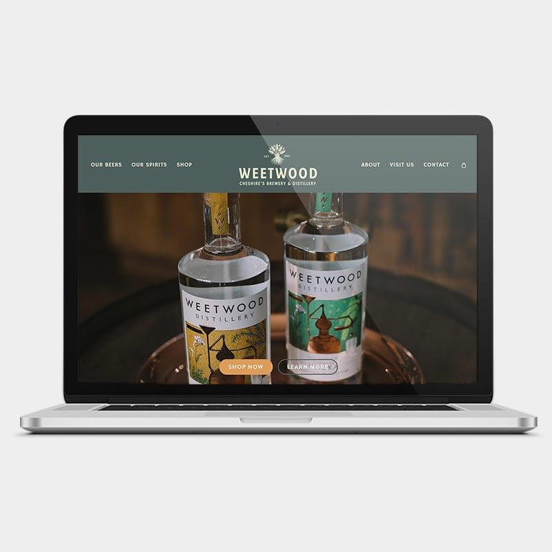 Weetwood Ales Website 1