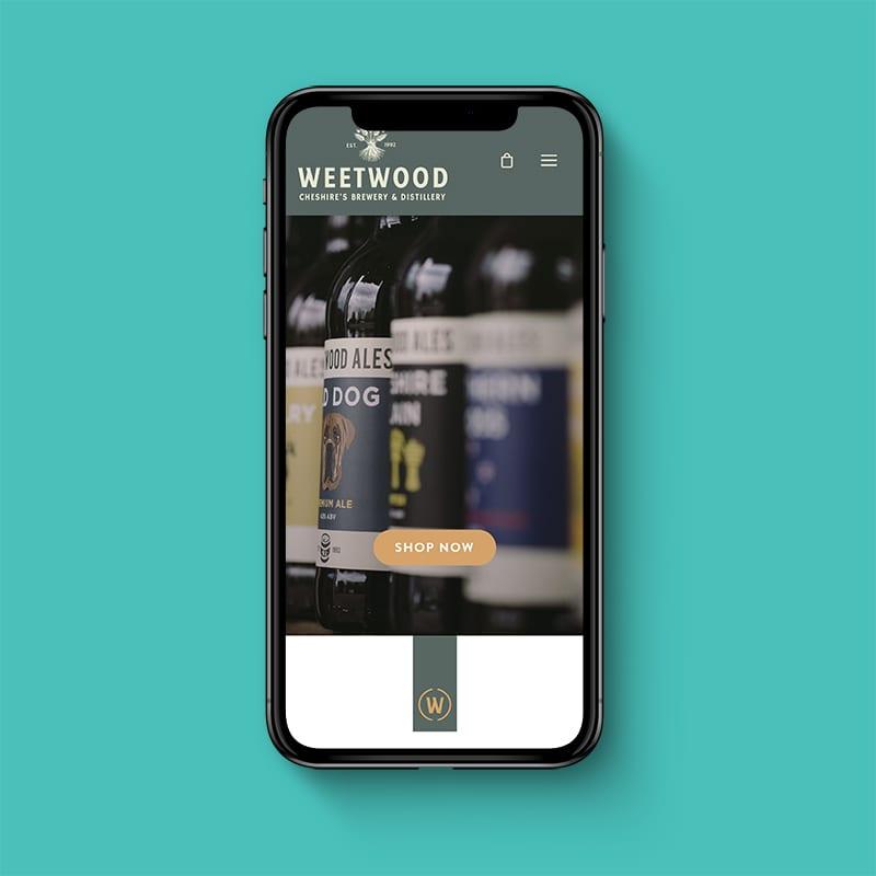 Weetwood Ales Website 2