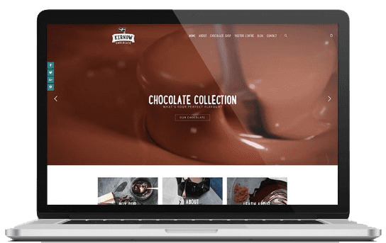 kernow chocolate website