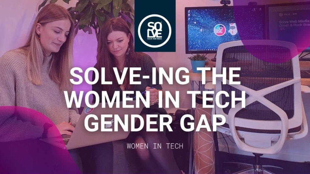 Solve-ing the Women in Tech Gender Gap 6