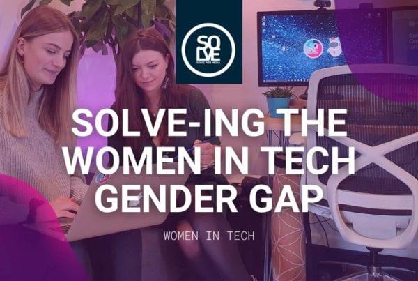 Solve-ing the Women in Tech Gender Gap 7