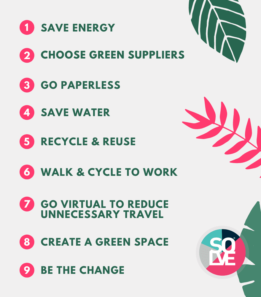 9 Easy Tips to Make Your Business More Eco-Friendly 2