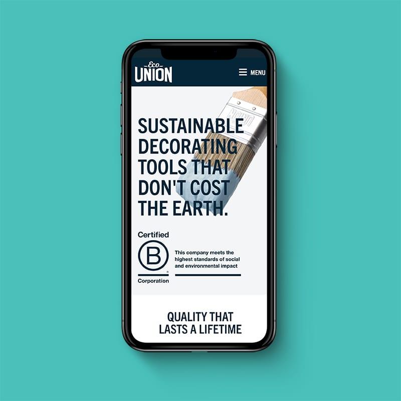 Eco-Union Website 2