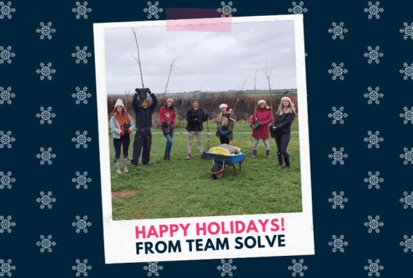 Happy Christmas from Team Solve 1