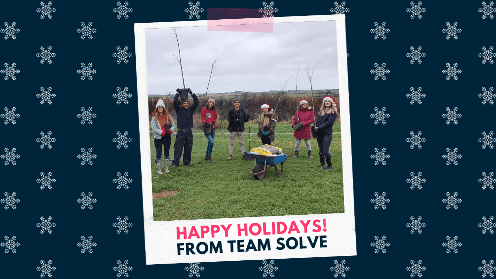Happy Christmas from Team Solve 8