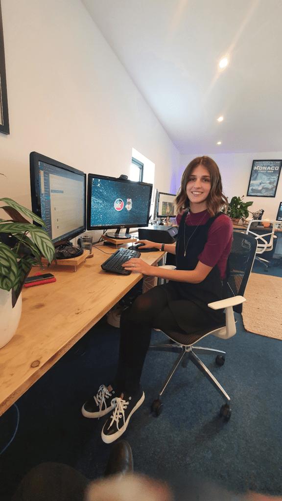 Solve-ing the Women in Tech Gender Gap 19