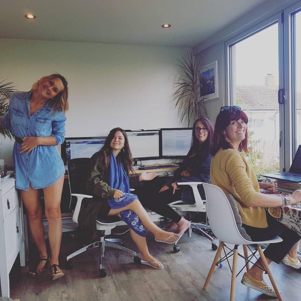 Solve-ing the Women in Tech Gender Gap 9
