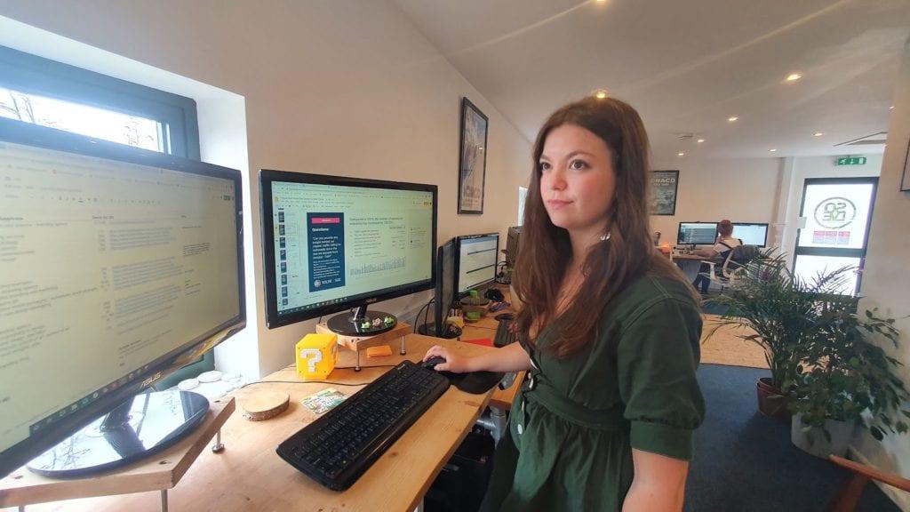 Solve-ing the Women in Tech Gender Gap 15