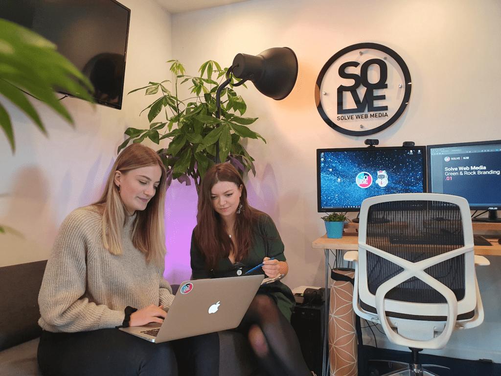 Solve-ing the Women in Tech Gender Gap 11