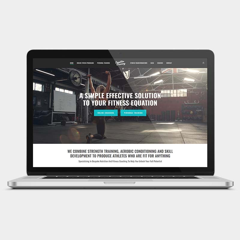 equation training laptop example by solve web media