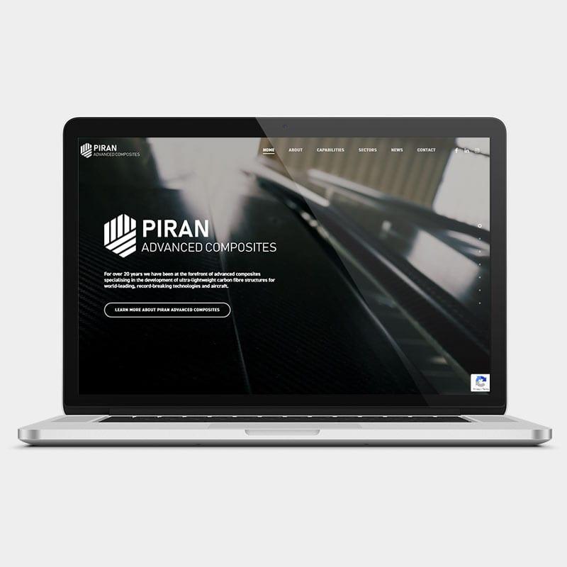 Piran Composites Website 1