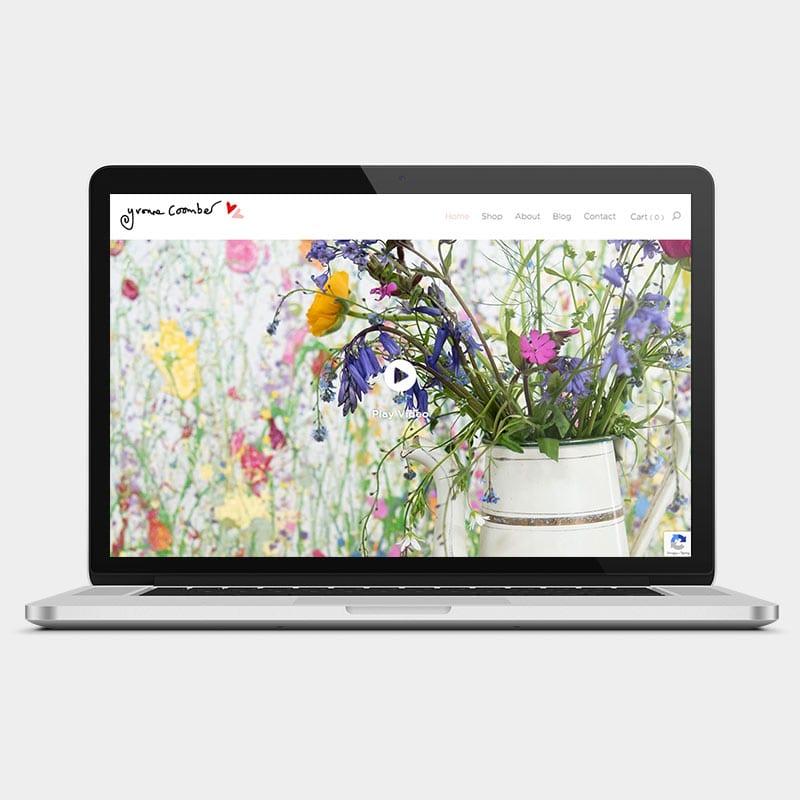 Yvonne Coomber Website 1