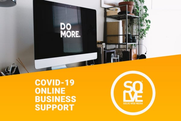 Press Release: Online Business Support During COVID-19 8