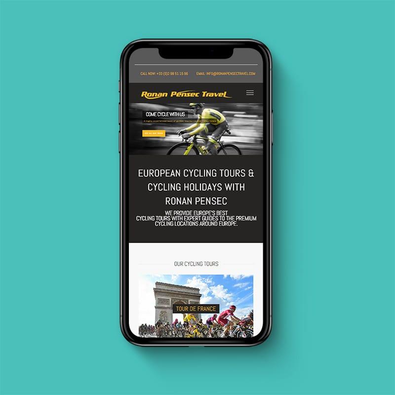 Ronan pensec mobile example by solve web media