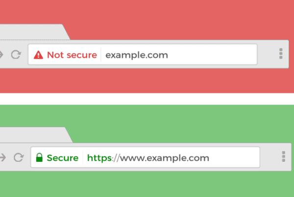 SSL Security Example