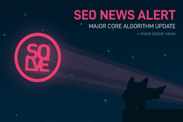 SEO news for September 2019