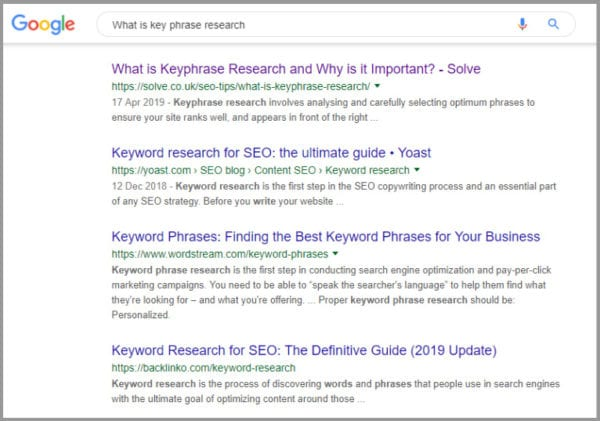 How to Write Top-ranking, Optimised Blog Posts 4