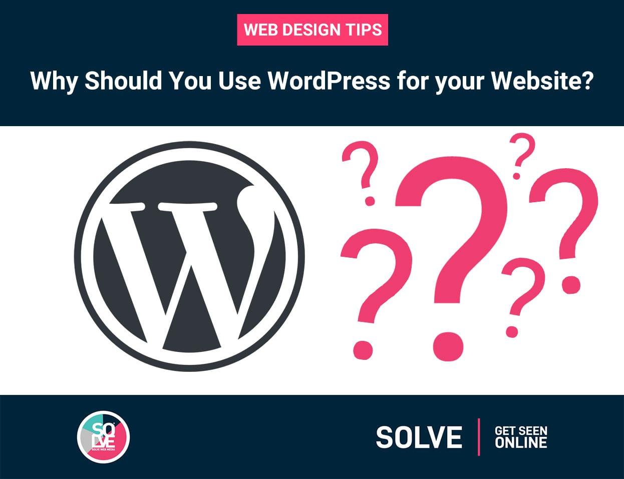 Why should you choose wordpress